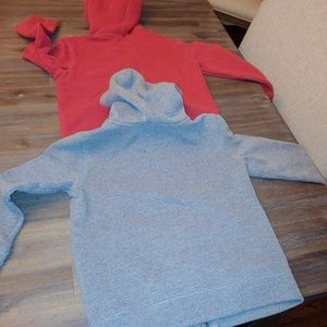 Set of Oshkosh Hoodie Sweaters in good condition.